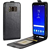 Litao-Hülle CN Hülle für Samsung Galaxy S8 Active hülle Flip Leder + TPU Silikon Fixierh Schutzhülle Hülle 4