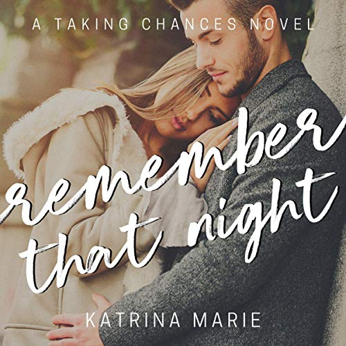 Remember That Night audiobook cover art