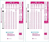 TEST-815E Double Sided 815 E 15 Question Compatible Testing Forms (100 Sheet Pack)