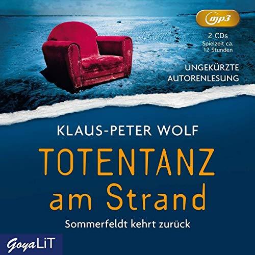 Totentanz am Strand (Ungekürzte Lesung) Mp3