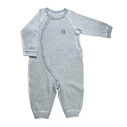 Pijama sin pies para bebé, súper suave, mono de manga larga recién nacido, ropa de primavera y otoño, 3 a 18 meses