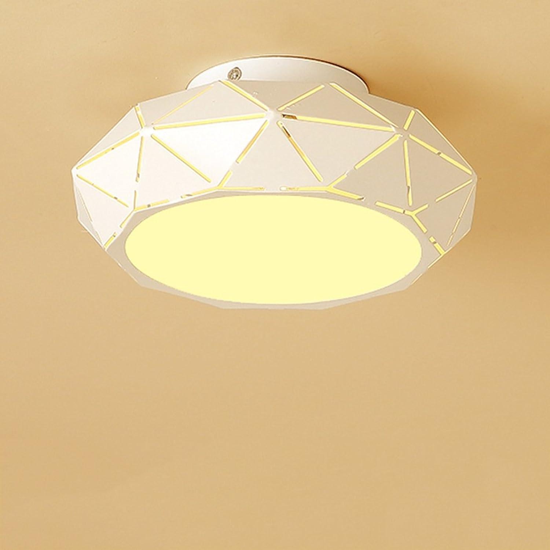 Deckenleuchten GAODUZI Crystal Aisle Korridor LED Moderne Minimalistische Persnlichkeit Kreative Studie Lampen Kreative Persnlichkeit Einfache Und Moderne 5 Watt Warmes Licht (gre   22  6.5cm)