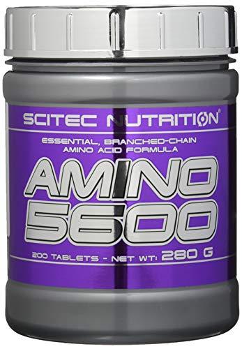SCITEC Nutrition Amino 5600 - 200 Tabs