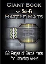 $75 » Giant Book Of Sci-Fi Battle Mats (A3)