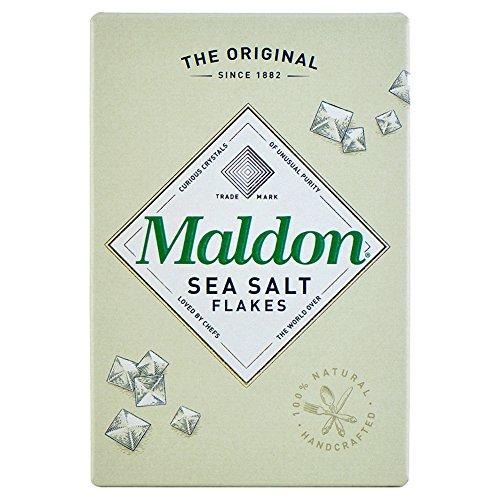 Maldon - Escamas De Sal Marina, 125 g