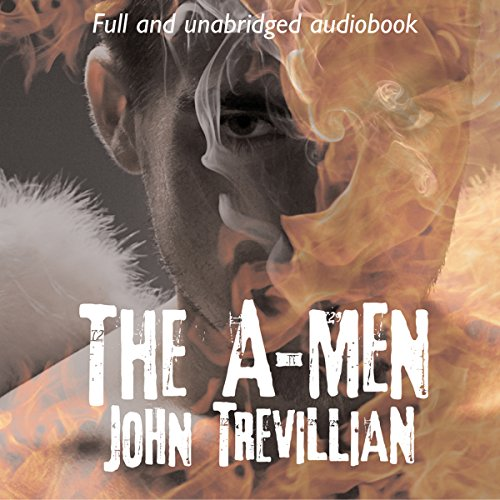 The A-Men audiobook cover art