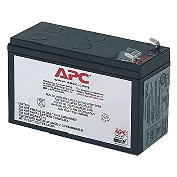 APC RBC35 Battery - APC Replacement Battery Cartridge #35   26297.44 Hour to 43829.06 Hour