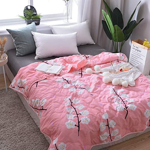Sommer-Steppdecke Steppdecke für Bett,...