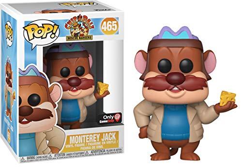 Monterey Jack #465 GameStop Exclusive Pop! mit Box Schutzhülle!