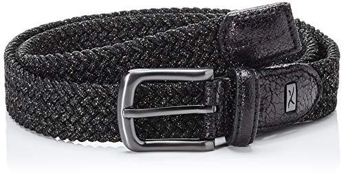 Brax Golf Damen Style Belt Gürtel, BLACK, 6661 (Herstellergröße: 100)