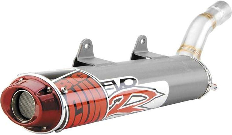 Big Gun Exhaust Systems EVO R SlipOn, Material  Aluminum