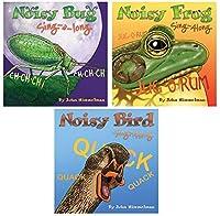 Becker's School Supplies Sing Along Nature Book Set (Set of 3) [並行輸入品]