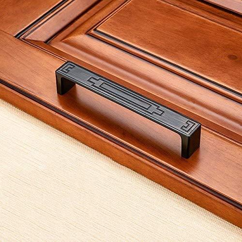 PYouo-Manijas de armario Manija de la puerta armario, cajón del gabinete de la manija, simple orificio de pequeño tirón, Moderno manija del armario de zapatos, Vino mesa de noche Tabla Perilla Hardwar
