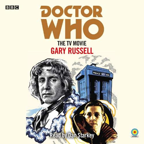 Doctor Who: The TV Movie cover art