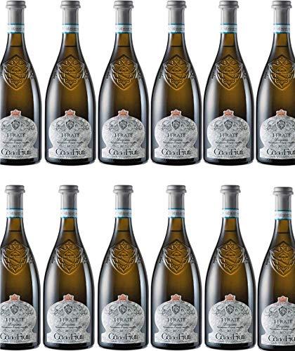 Vino Bianco Lugana Doc I Frati - Azienda agricola Cà dei Frati 12 bottiglie
