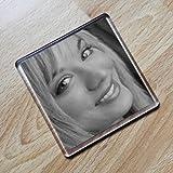 KALEY CUOCO - Original Art Coaster #js002 by Coasters -