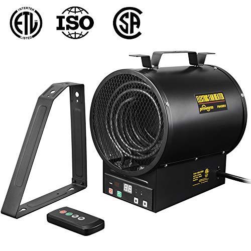 PROWARM Electrical Forced Air Industrial Fan...