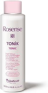 Rosense 面部爽肤水,天然玫瑰水和氨基酸混合物(无*精)