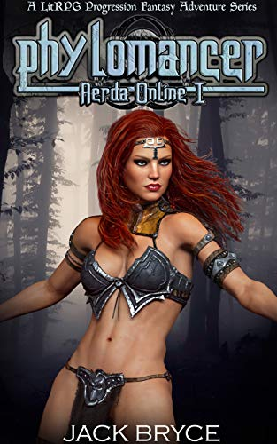 Phylomancer: A LitRPG Progression Fantasy Adventure Series (Aerda Online Book 1) (English Edition)