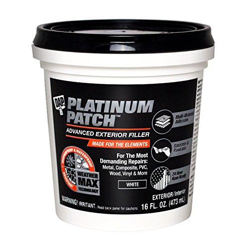 DAP INC Platinum Patch Advanced Exterior Filler