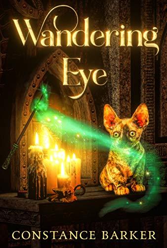 Wandering Eye (The Tortie Kitten Mystery Trilogy Series Book 3)