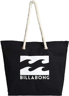 BILLABONG Essential - Borsa da spiaggia da donna, taglia unica, colore: Nero