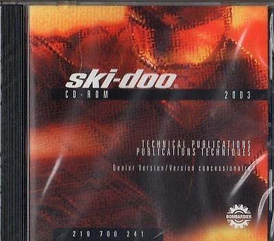 ski doo service manual - 8