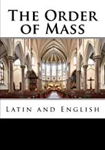 The Order of Mass in Latin and English