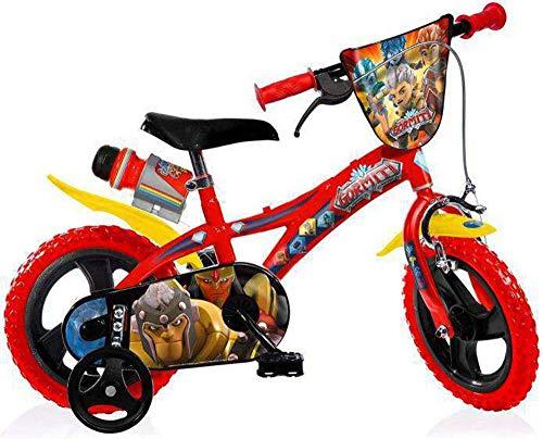 bicicletta gormiti Dino Bikes 612L GR - Bicicletta Gormiti 12  bambino