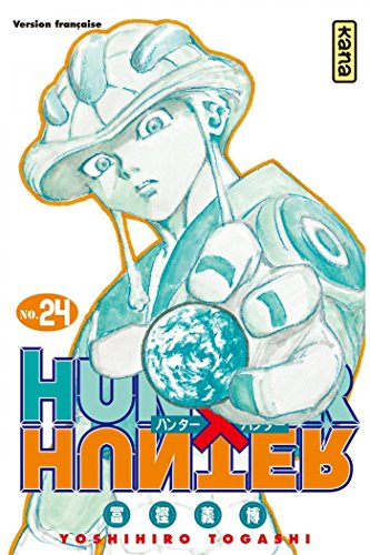 Hunter X Hunter - Tome 24 (Shonen)