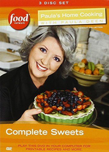 Paula's Home Cooking With Paula Deen: Volume Four - Complete Sweets (3 Disc Set)