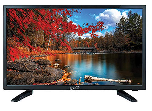 """Supersonic 19"""" Class LED HDTV with USB and HDMI Inputs"""