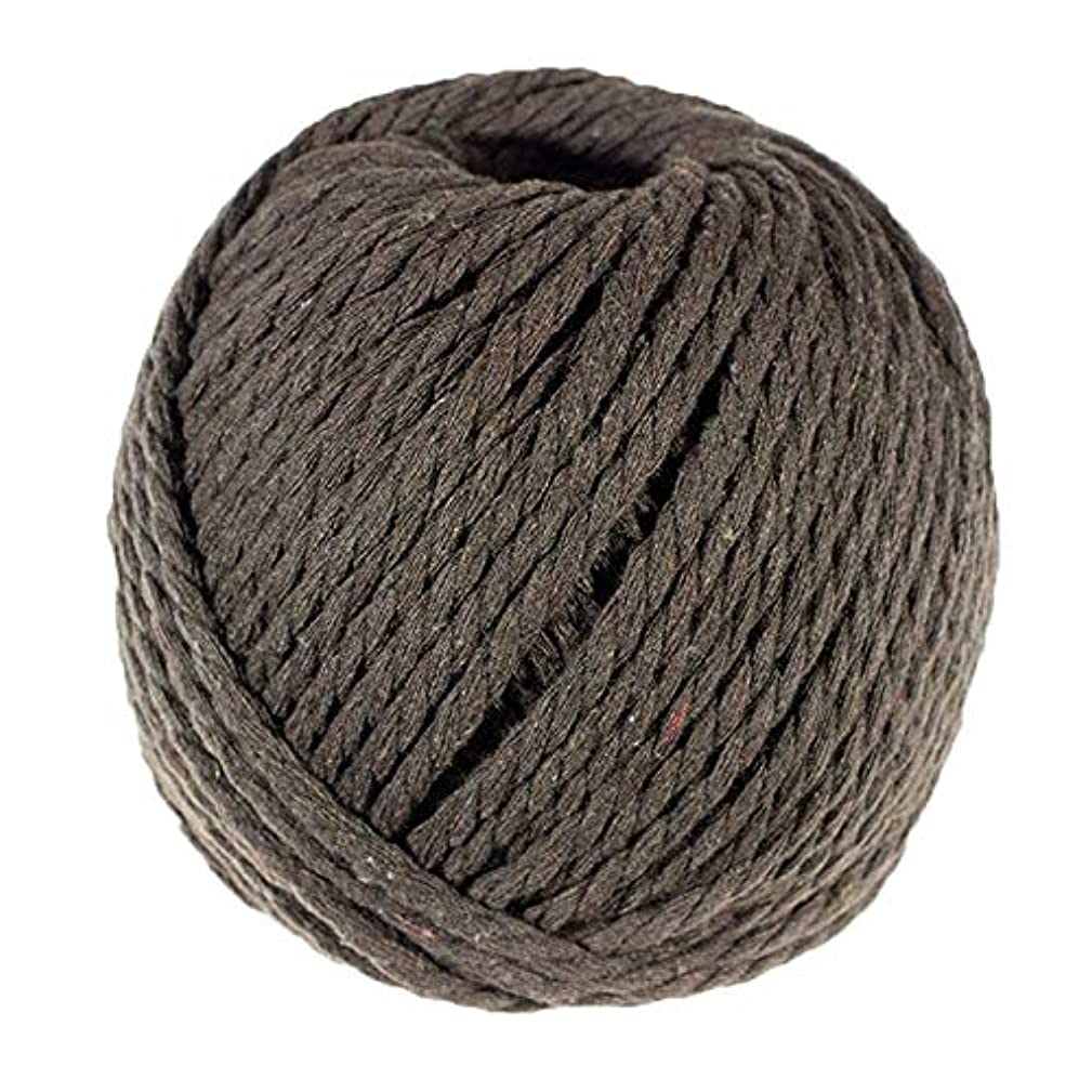 West Coast Paracord Cotton Rope – 50 Meter Length & 4mm Diameter – Available in a Variety of Colors