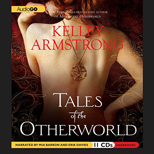 Tales of the Otherworld audiobook cover art