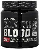 Sang Noir CAF+ Cola 300g - Booster avant l'entraînement - BiotechUSA