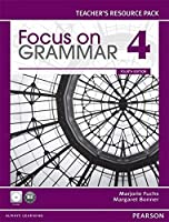Focus on Grammar Level 4 (4E) Teacher's Resource Pack with MP3 Audio CD-ROM