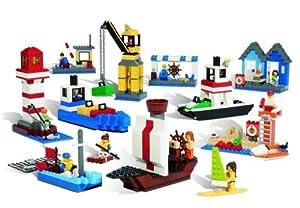 700 Pieces BIG Wheels Clics Rollerbox Building Toy