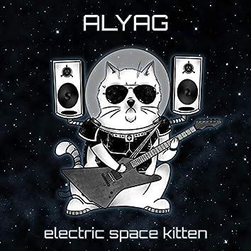 Electric Space Kitten