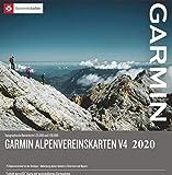 Alpen Garmin Carte Topo 4Go Micro SD. (Allemagne Suisse Italie Autriche France) Carte Topographique GPS Carte Loisirs Randonnées Vélo Randonnée Trekking Outdoor GPS, PC et Mac