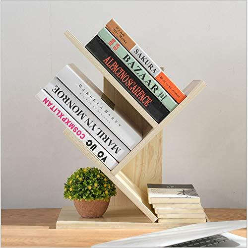 Biblio bibliotheek, unieke collectie, in boomvorm, 3 lagen, vrijstaand, voor boeken, cd's, album, mappen, woonkamer, huis, kantoor, multifunctionele rek, woonkamercollectie Biblio