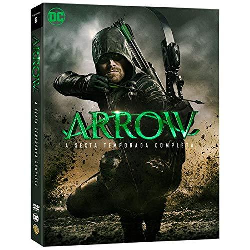 Arrow - 6ª Temporada Completa