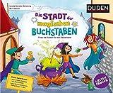 Bibliograph. Instit. GmbH Weltenfänger: Die Stadt der magischen Buchstaben (Spiel) - ab 5 Jahren: Finde die Zutaten für den Zaubertrank