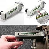 Mengonee 12.7x5CM bricolage Automobile Voiture magnétique...