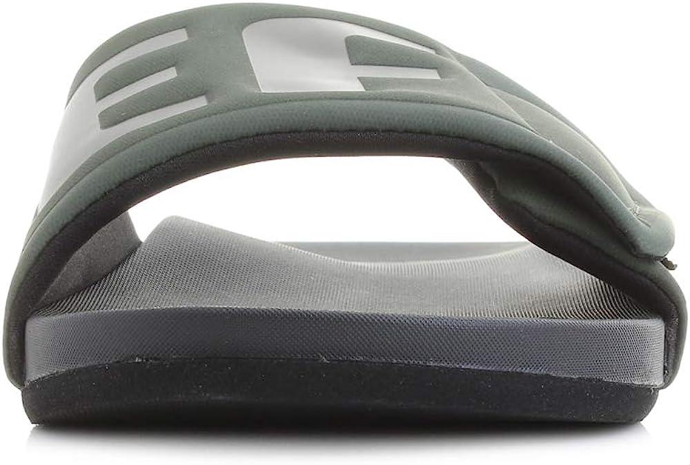 Reef Mens Cushion Slide Sandal