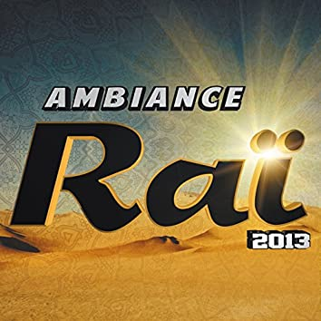 Ambiance Raï 2013 (feat. Dj Kayz, Cheba Maria, Sixcoups MC, Houssem, Bousta Bouzhaine, Cheb Mounir, Cheb Amar, Diden, Reda Taliani, DJ Ali H, Houari Manar, Hanino, Bilal Sghire, Nassi, Flo, Toufik Nedroumi, Rachid Lemrini, Mohamed Lamine, Cheb akil, Cheba Djenet, Oriental Impact,)