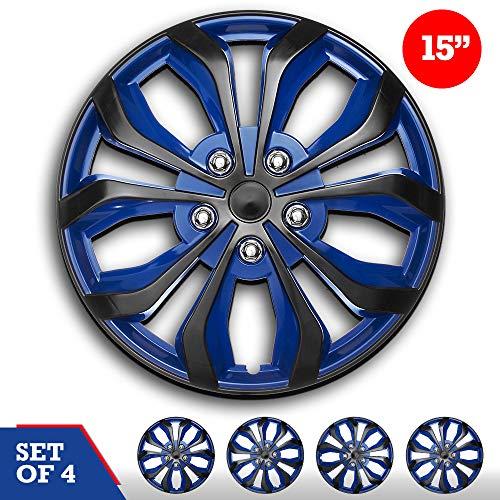 15 in hubcaps set of 4 - 6