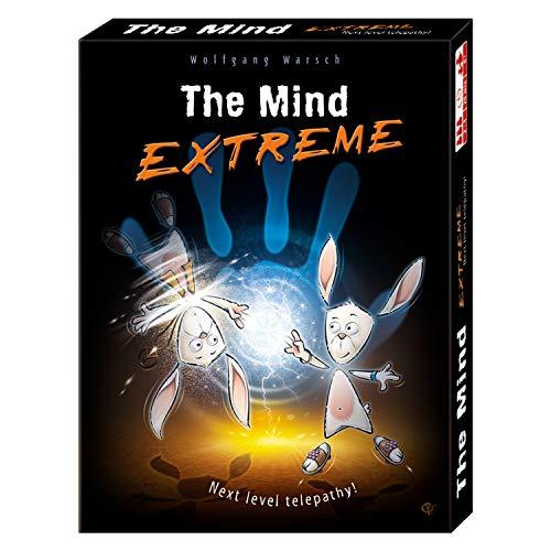 NSV Juego de Cartas The Mind Extreme