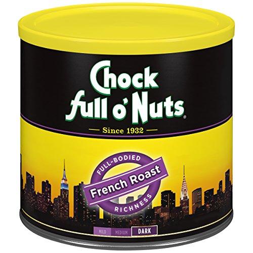 Chock Full O Nuts French Roast Coffee