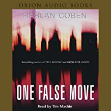One False Move: Myron Bolitar, Book 5