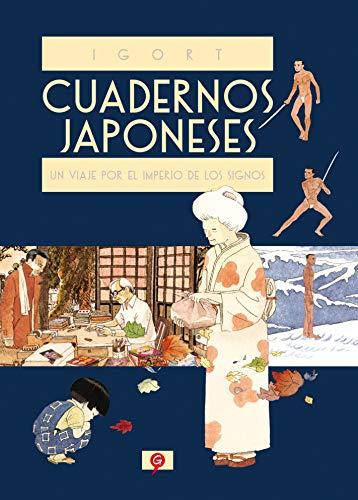 CUADERNOS JAPONESES (Sgraphic): Un viaje por el imperio de los signos